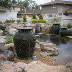 Water Feature Urns